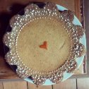 52. Armenian Orange and Almond Cake (incidentally gluten free)